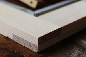 Überblattung herstellen Ecküberblattung Kreuzüberblattung Handwerkzeuge
