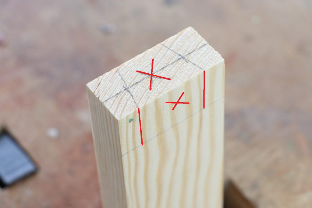Schwalbenschwanzverbindung Holz Schreiner Handwerk Handwerkzeuge