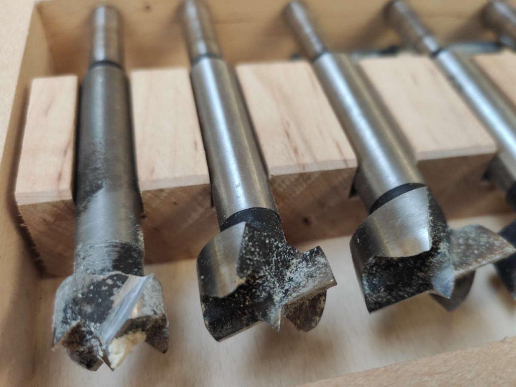 Schlagenbohrer Forstnerbohrer Bohrer Holz