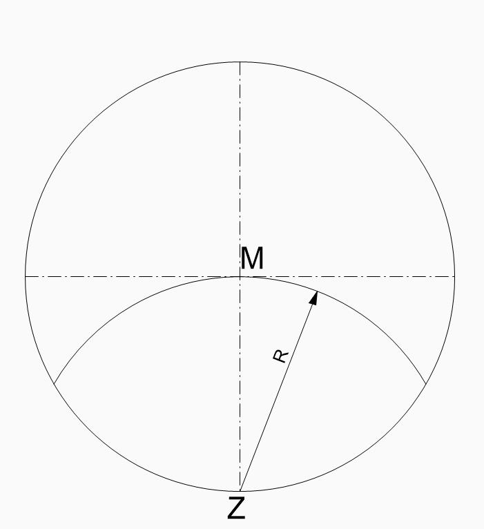 gleichseitiges Dreieck Zeichnen berechnen Flächeninhalt Höhe