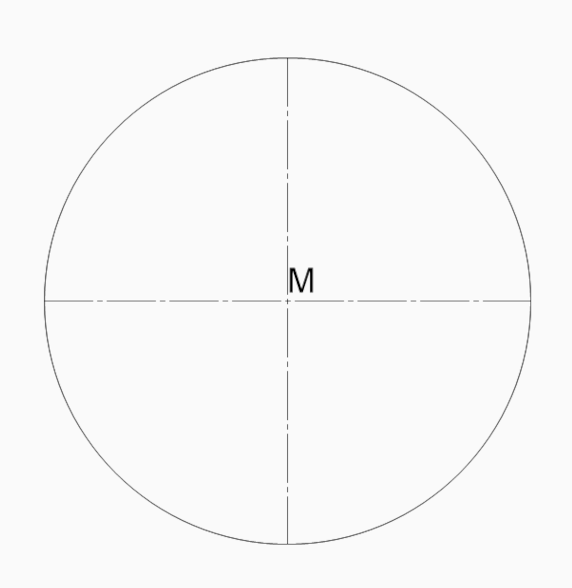 Sechseck zeichnen konstruieren magisches Secheck sechseckig