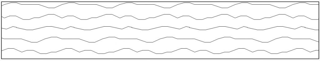Technisch Zeichnen Linienarten Freihandlinie