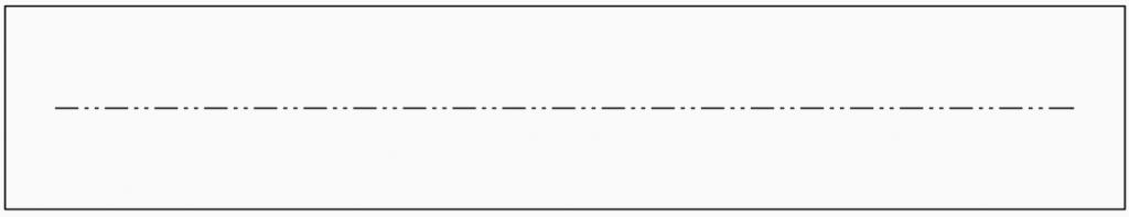 Technisch Zeichnen Linienarten Strichzweipunktlinie Breit Grundlagen