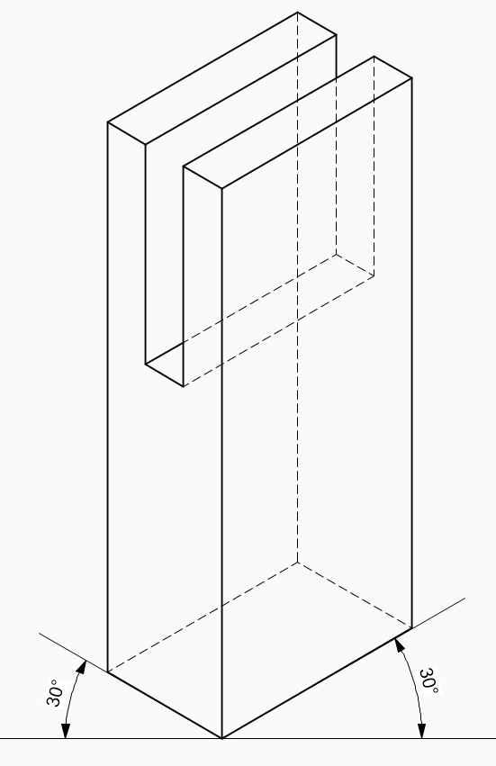 Isometrie-perspektive-uebungen-zeichnung-schule