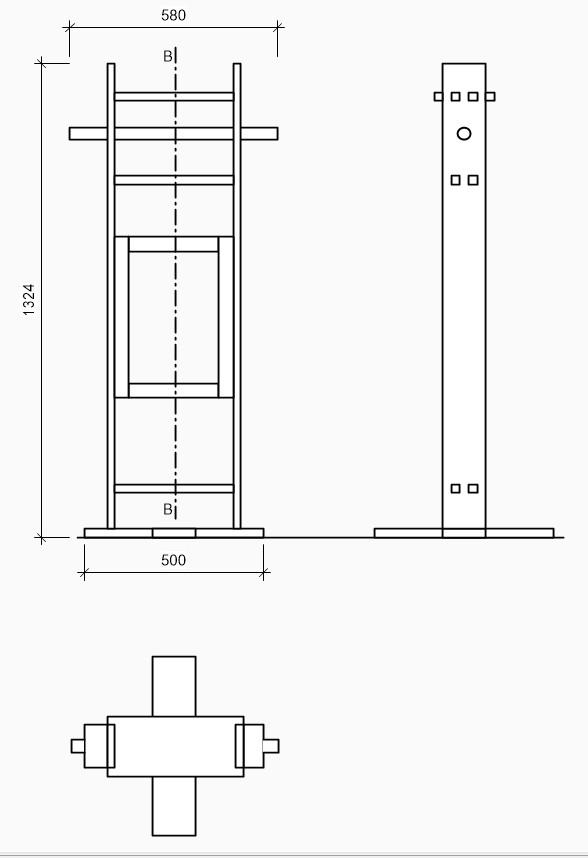 Moderner-Herrendiener-Stummer-Diener-Herrendienerstuhl-selber-bauen