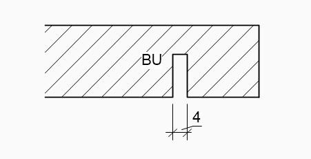 Technisch-Zeichnen-Bemaßung-Bezugslinie